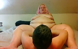 Ssbbw Riding Nice Hard Cock Pissing And Cuming