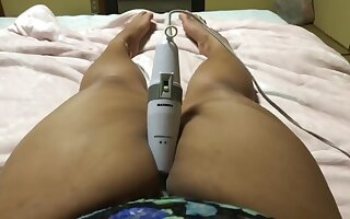 4K ASMR: Chubby Teen Orgasms From Toy