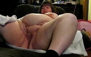 Wanda showing off her giant juggs and giant vagina