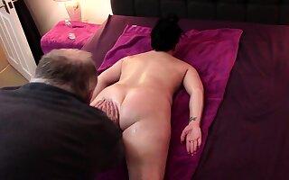 Nice amateur mature ass