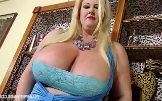 Bob On A Assassinate - BBW blonde Zoey Andrews in amateur hardcore